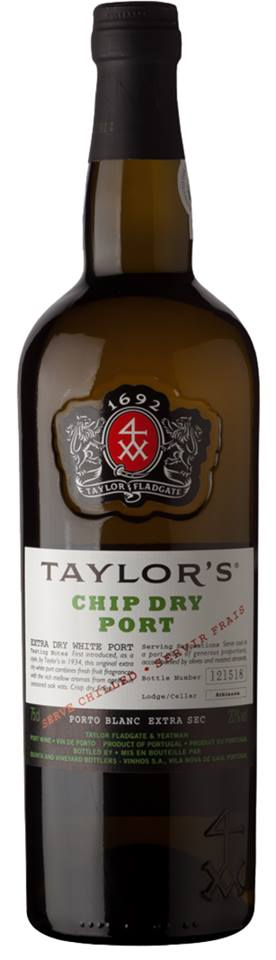 Taylor's – Chip Dry Port – Extra Dry White Port