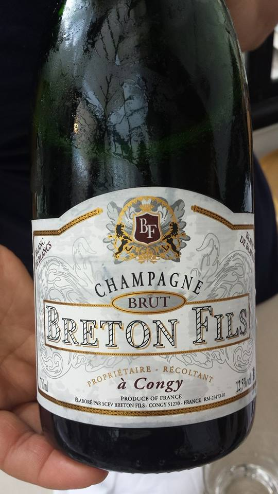 Champagne Breton Fils – Blanc de Blancs – Brut – NV