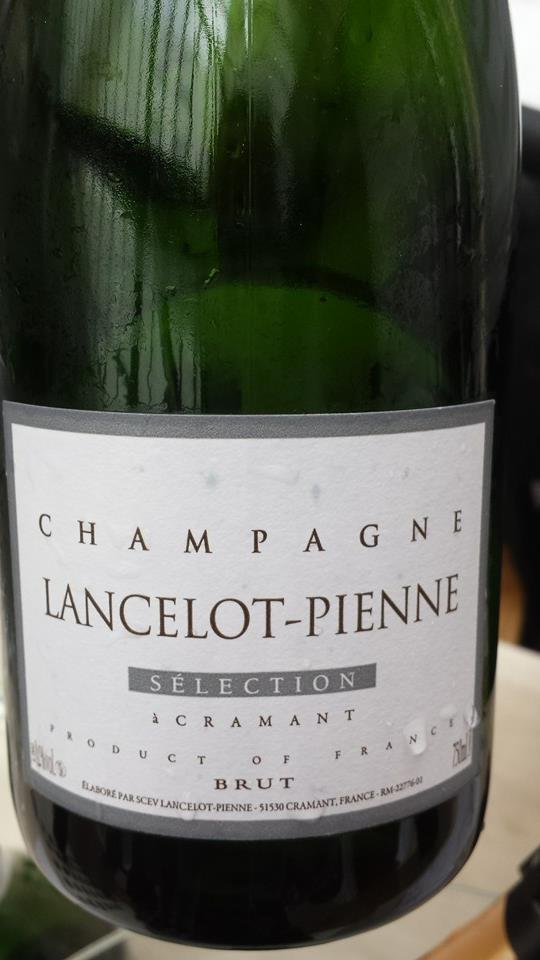 Champagne Lancelot-Pienne – Cuvée Sélection – Brut – NV