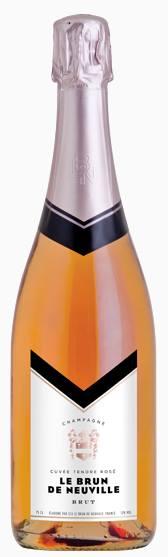Champagne Le Brun de Neuville – Cuvée Tendre Rosé – Brut – NV