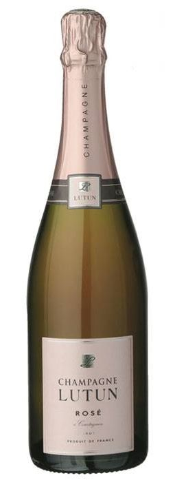 Champagne Lutun – Brut Rosé – NV
