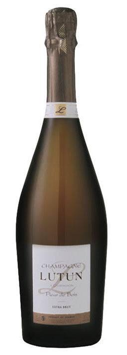 Champagne Lutun – Fleur de Bois – Extra Brut – NV