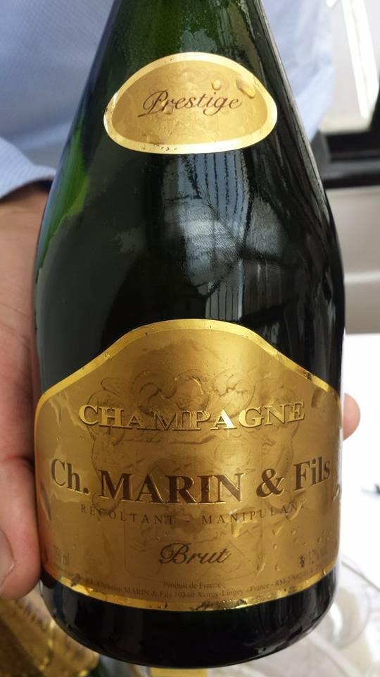 Champagne Marin et Fils – Cuvée Prestige – Brut – NV