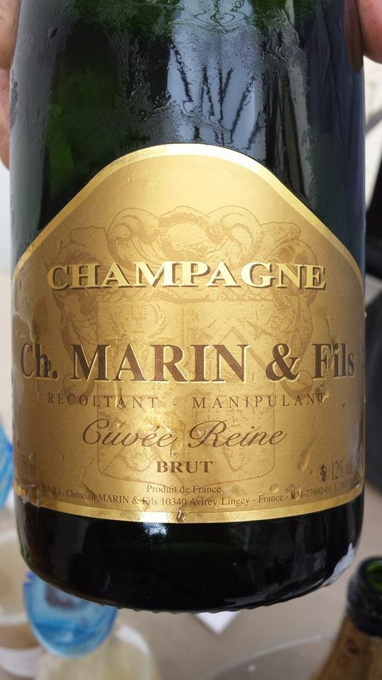 Champagne Marin et Fils – Cuvée Reine – Brut – NV
