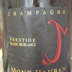 Champagne Mont-Hauban – Prestige – Blanc de Blancs – NV