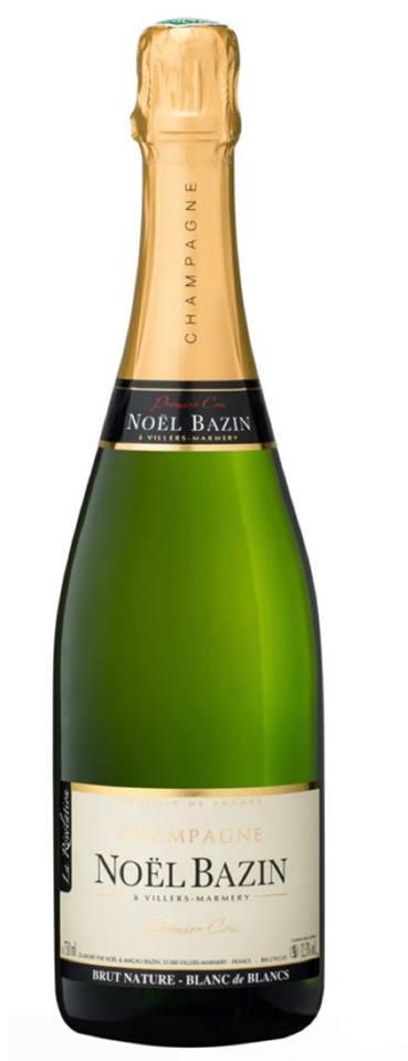 Champagne Noël Bazin – La Révélation – Brut Nature – Blanc de blancs – 1er Cru – NV