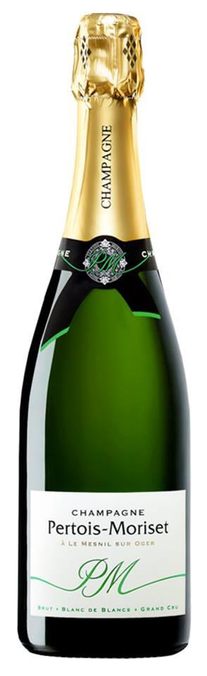Champagne Pertois-Moriset – Blanc de blancs – Brut – Grand Cru – NV