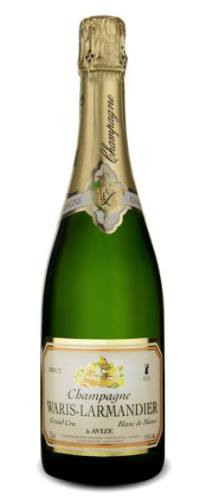 Champagne Waris-Larmandier – Tradition Extra Brut – Blanc de Blancs – Grand Cru – NV