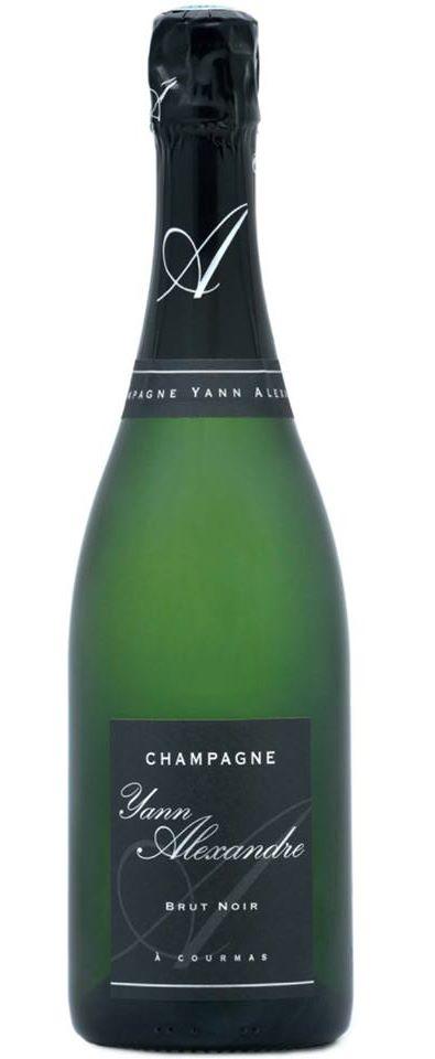 Champagne Yann Alexandre – Brut Noir – NV