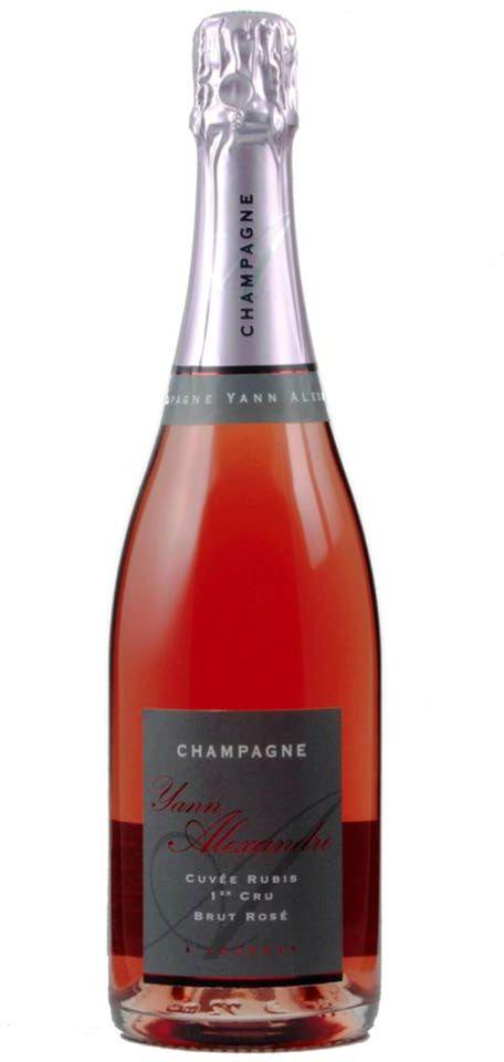 Champagne Yann Alexandre – Cuvée Rubis – Brut Rosé – 1er Cru