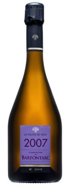 Champagne de Barfontarc – Cuvée La vigne au Roy 2007 – Brut