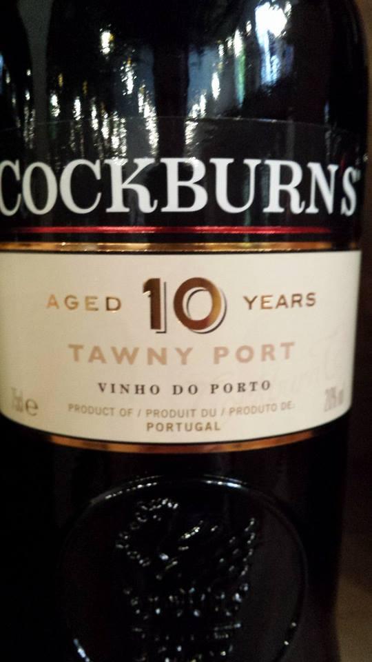 Cockburn's 10 years – Tawny Port