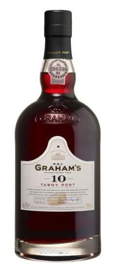 Graham's – Aged 10 years – Tawny Port