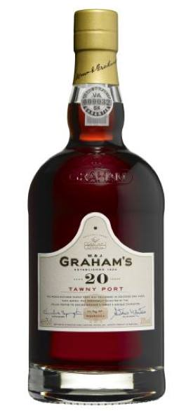 Graham's – Aged 20 years – Tawny Port