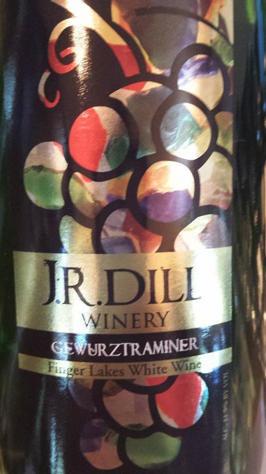 J.R. Dill Winery – Gewurztraminer 2011 – Finger Lakes