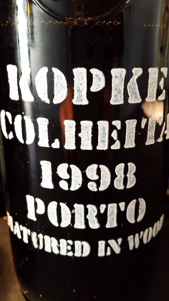 Kopke – Colheita 1998 Porto Matured in Wood
