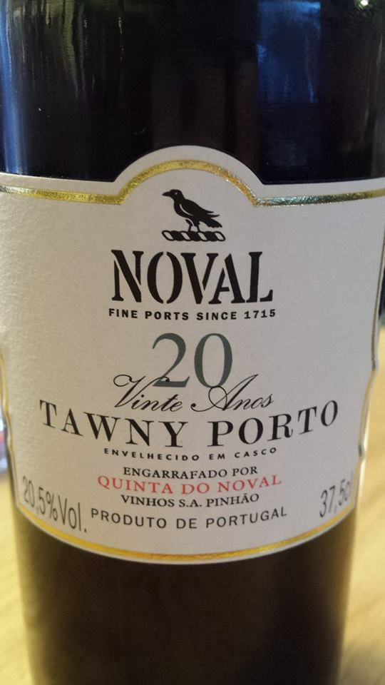 Quinta do Noval – 20 years old Tawny Porto