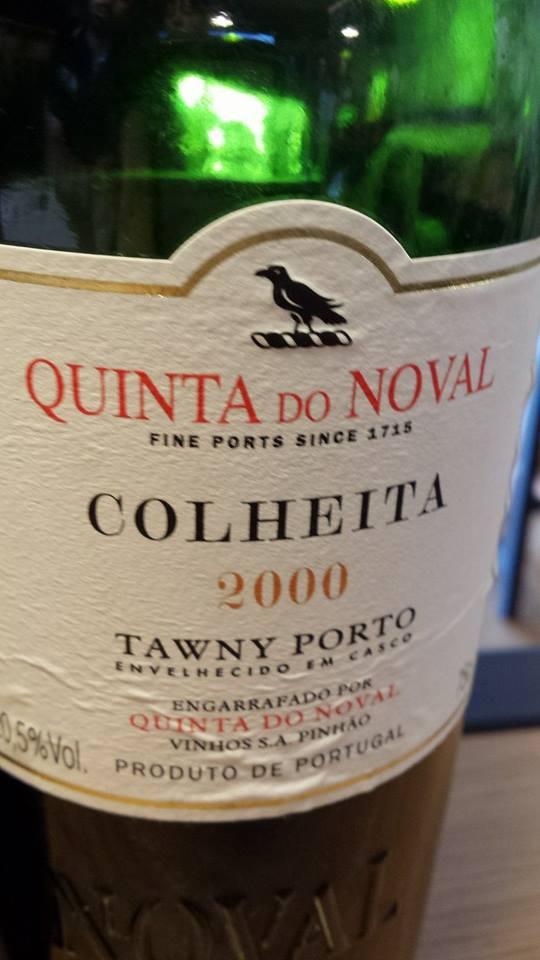 Quinta do Noval – Colheita 2000 Tawny Porto