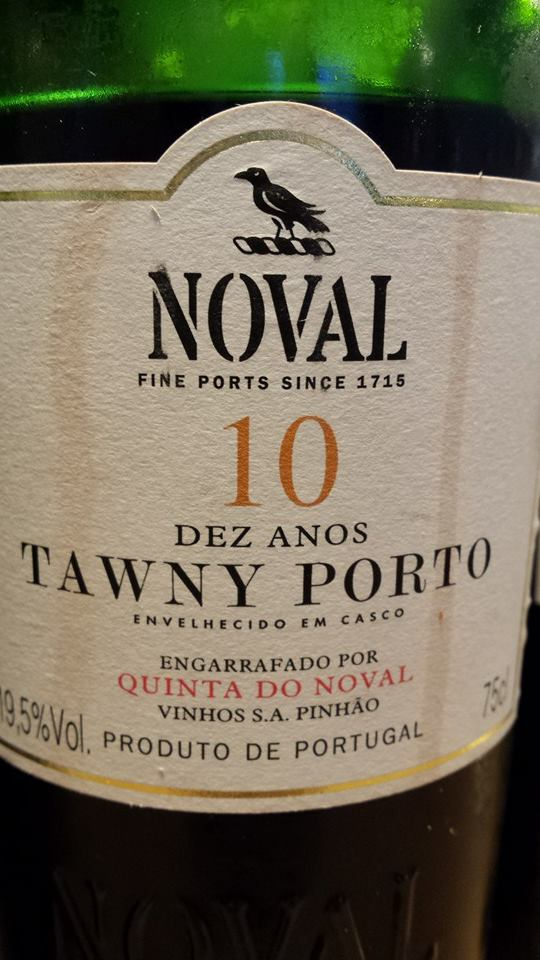 Quinta do Noval – 10 years old Tawny Porto