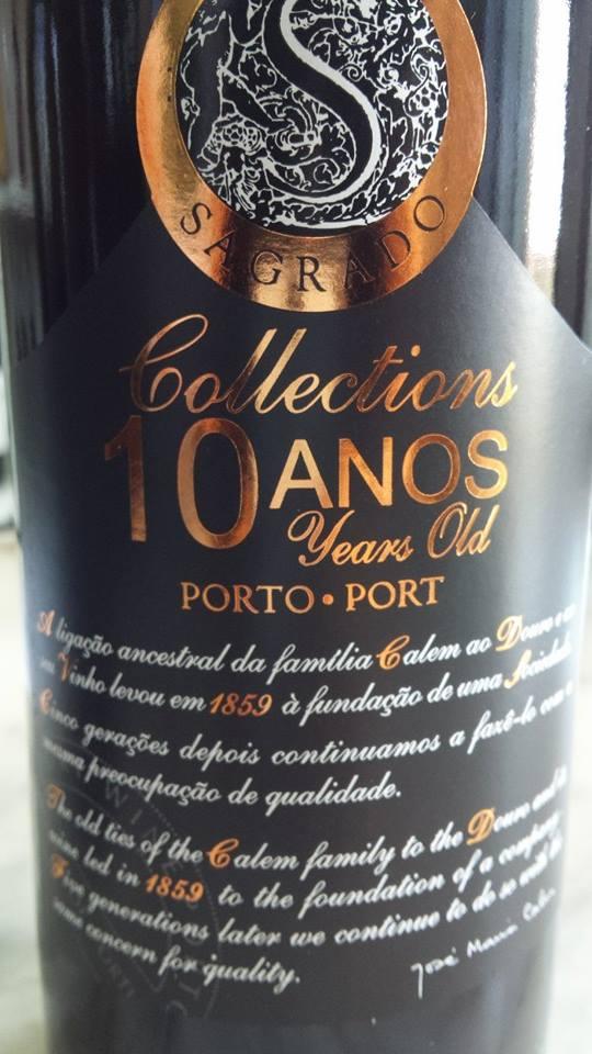Quinta do Sagrado – Collections Reserve 10 years