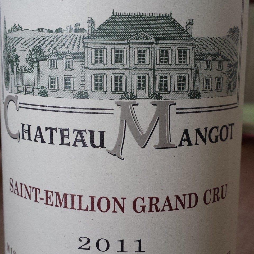 Château Mangot 2011 – Saint-Emilion Grand Cru