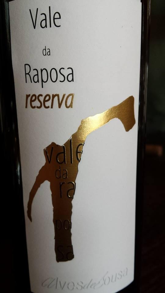 Alves de Sousa – Vale da Raposa – Reserva 2011 – DOC Douro