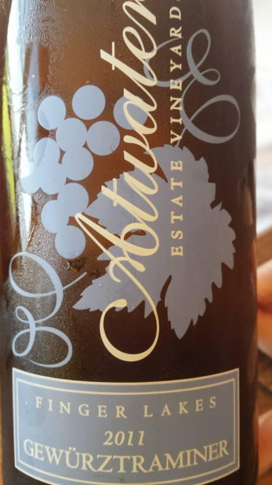 Atwater Estate Vineyards – Gewürztraminer 2011 – Finger Lakes