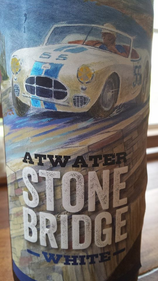Atwater Estate Vineyards – Stone Bridge White NV – Finger Lakes