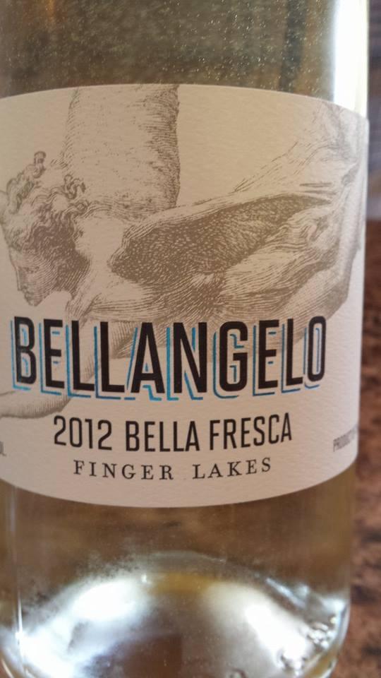 Bellangelo – 2012 Bella Fresca – Finger Lakes