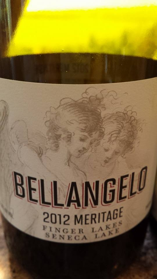 Bellangelo – 2012 Meritage – Seneca Lake (Finger Lakes)