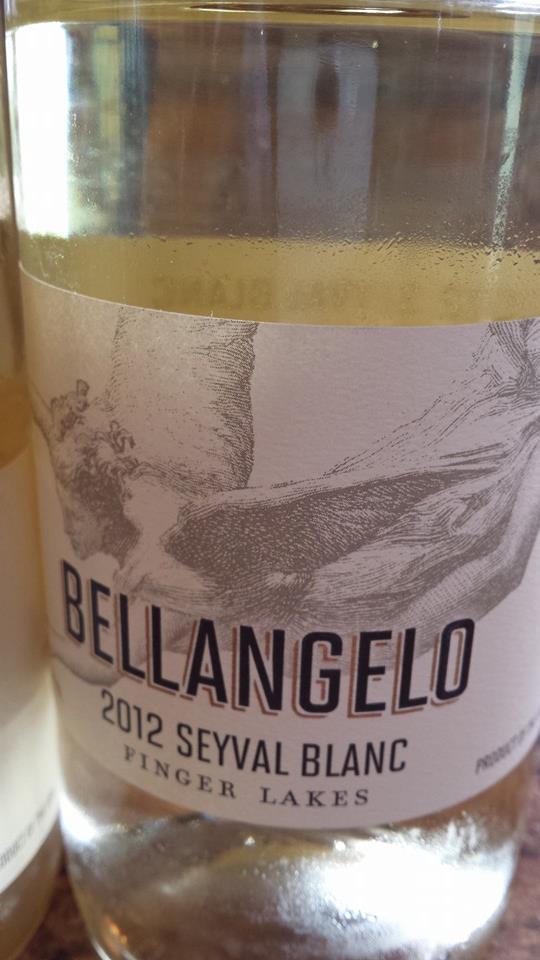 Bellangelo – 2012 Seyval Blanc – Finger Lakes