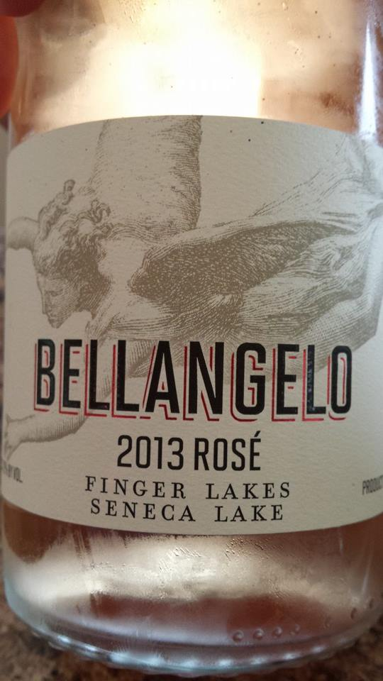 Bellangelo – 2013 Rosé – Seneca Lake (Finger Lakes)
