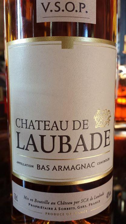 Château de Laubade – VSOP – Bas Armagnac