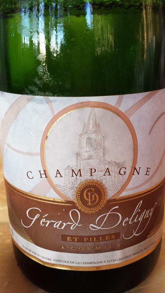 Champagne Gérard Deligny – Blanc de Blancs