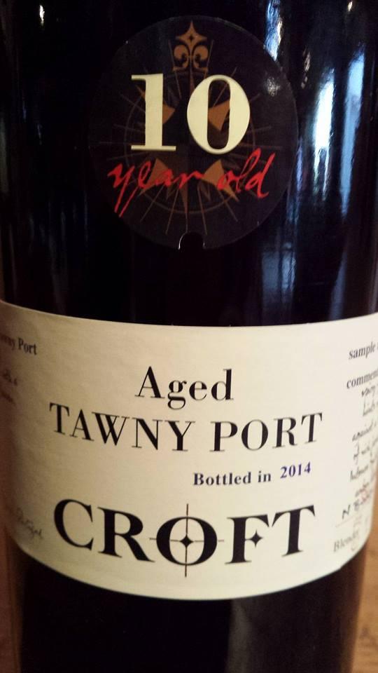 Croft – 10 Years Old Tawny Port