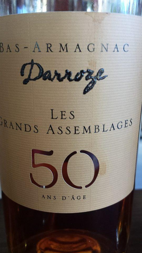 Darroze – Les Grands Assemblages – 50 ans d'âge – Bas-Armagnac