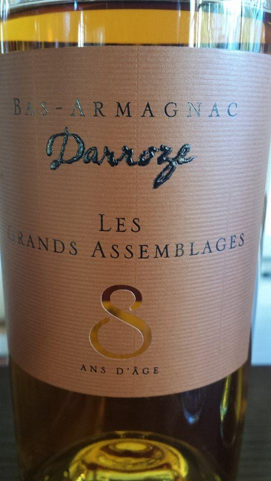 Darroze – Les Grands Assemblages – 8 ans d'âge – Bas-Armagnac