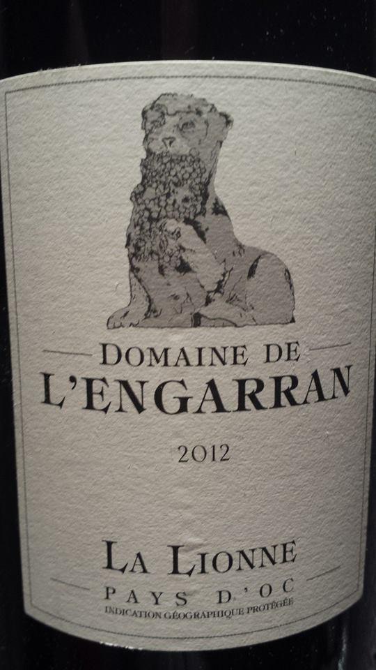Domaine de l'Engarran – Cuvée La Lionne 2012 – Pays d'Oc