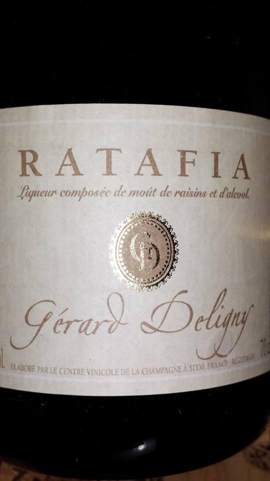 Gérard Deligny – Ratafia