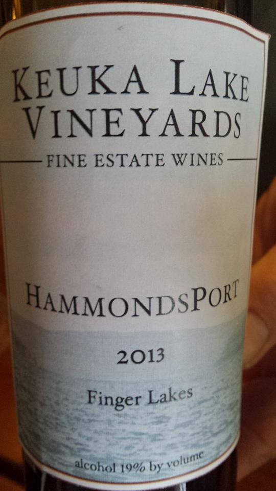 Keuka Lake Vineyards – HammondsPort 2013 – Finger Lakes