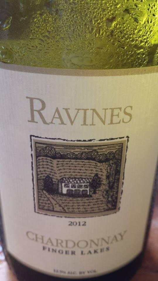 Ravines – Chardonnay 2012 – Finger Lakes