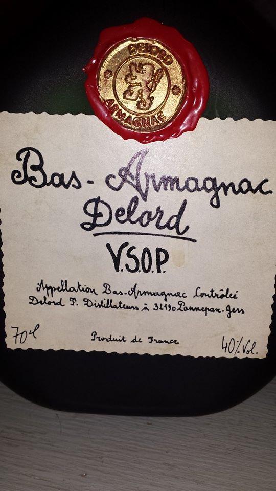 Armagnac Delord – VSOP – Bas-Armagnac