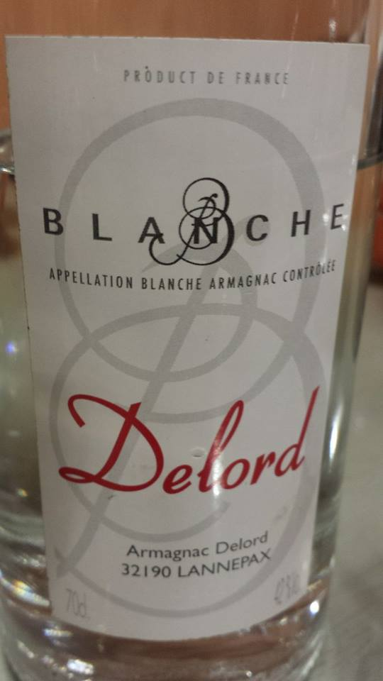 Blanche d'Armagnac Delord