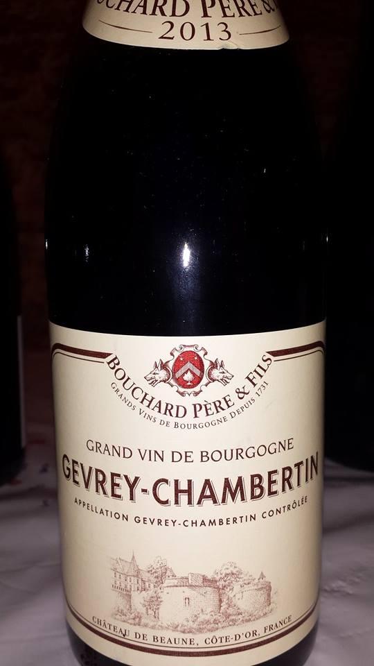 Bouchard Père & Fils 2013 – Gevrey-Chambertin