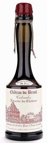 Château Du Breuil – Réserve du Château 8 ans d'Age – Calvados