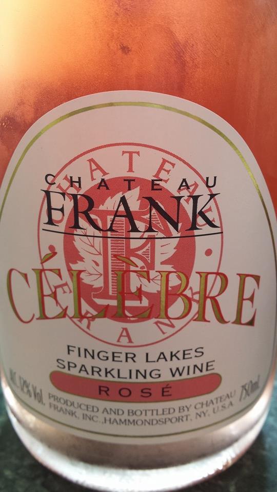 Château Frank – Célèbre Rosé – Finger Lakes