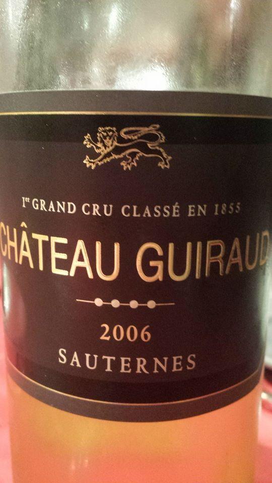 Château Guiraud 2006 – 1er Grand Cru Classé de Sauternes