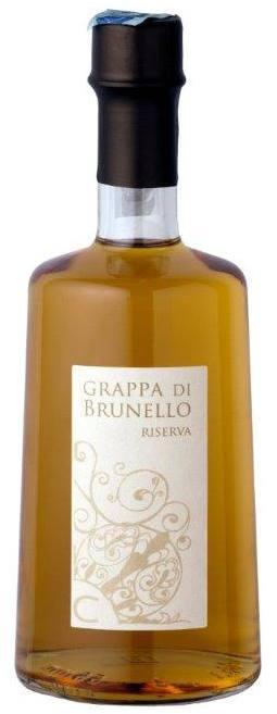 Cordella – Grappa di Brunello – Riserva