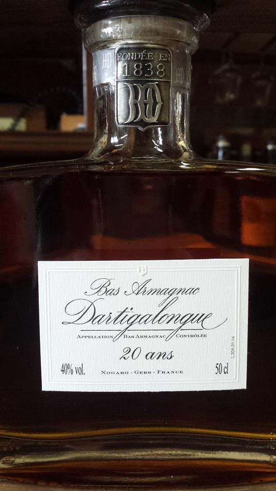 Dartigalongue – 20 ans – Bas-Armagnac