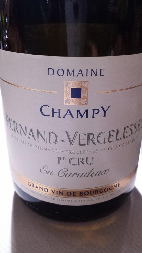 Domaine Champy 2011 – Pernand-Vergelesses 1er Cru En Caradeux
